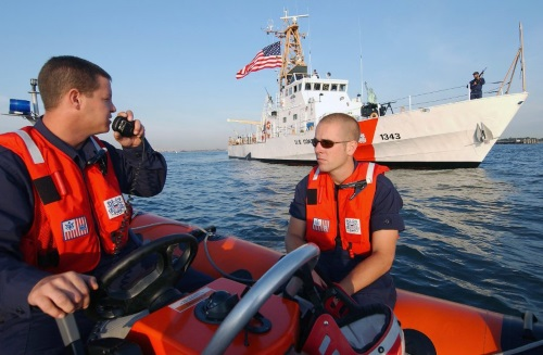 Join The Coast Guard