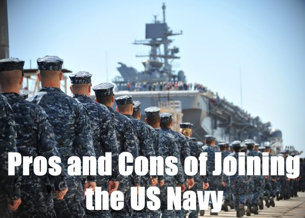 Navy Pros and Cons