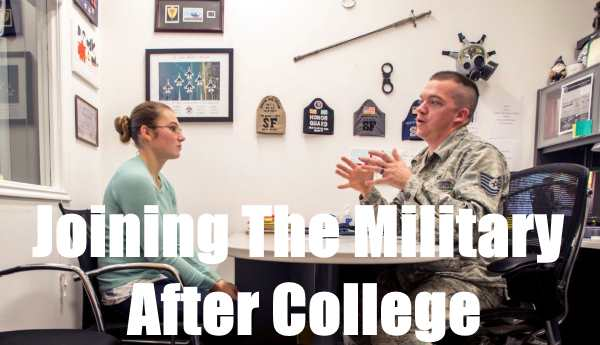 Joining The Military After College