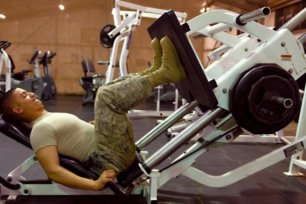 Gym Military Discounts