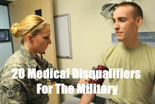 Military MEPS Requirements