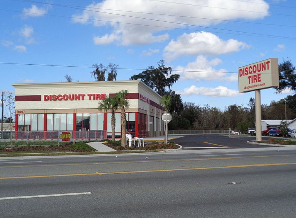 Discount Tire Military Discount 10 Off At Select Locations