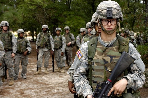 Army Basic Training Schedule