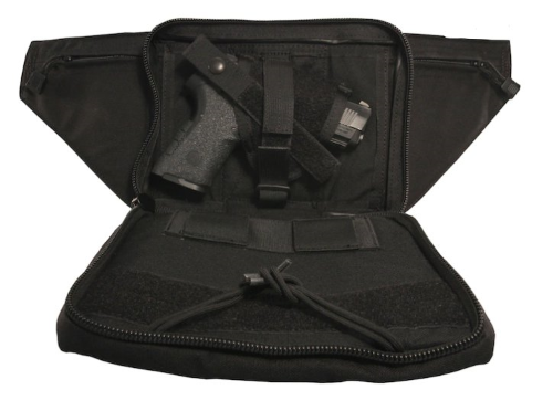 Holster DARK NAVY NEW LA Police Gear Tactical EDC Gear Waist Fanny Chest Pack